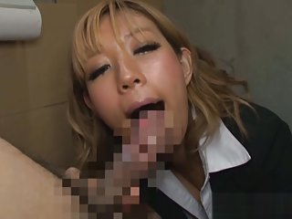 Blonde asian Nao Tachibana likes having hard sex