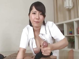 Anna Kishi enjoys the excitement of a bj