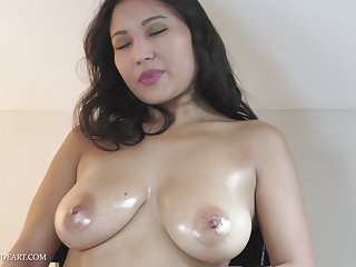Denudeart in Cristina Miller, In Orgasm Test - FanCentro
