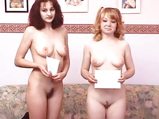 5# Russian Girls Cunt Special [DVX-17]