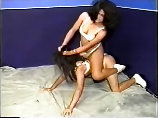 Another Asian catfight