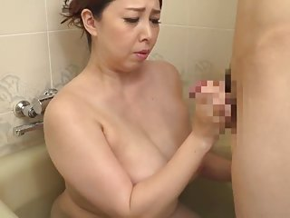 Amazing sex clip Japanese check uncut